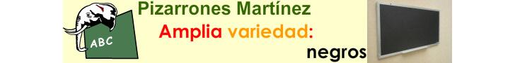 Pizarrones Martínez Venta y fabricación de pizarrones
